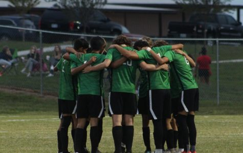 Boys Soccer vs. Salina Central (Photos by Kaitlyn Jolly)
