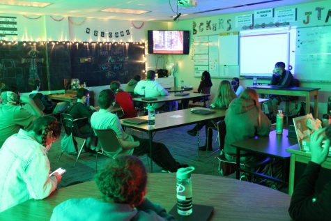 2nd Block Classroom Visits(Photos by Trinity Kuntz and Alondra Lopez)