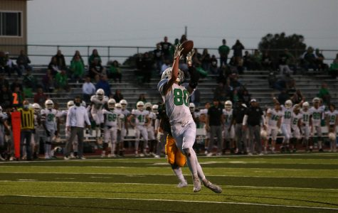 Varsity Football Derby vs. Bishop Carroll (photos by Reese Cowden)