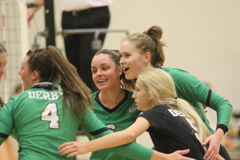 Varsity+Volleyball+Tournament+%28Photos+by+Mersadie+Kiewel%29