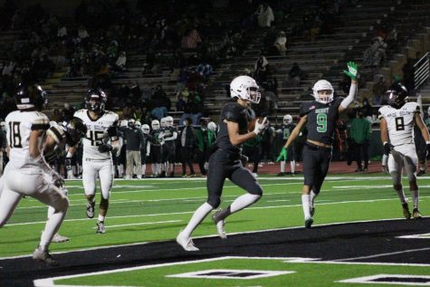 Football v. Maize South 10/23 (Photos by Kiley Hale)
