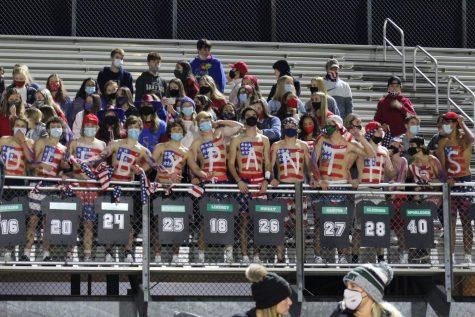 Varsity Football vs. Southeast (Photos by Janeah Berry)