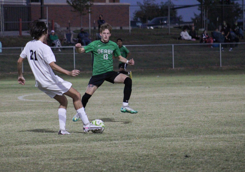 Varsity+soccer+Derby+v.+Manhattan+%28photos+by+Hailey+Jeffery%29