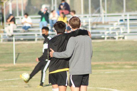 Boys Soccer vs. Hutchinson (Photos by Kaitlyn Jolly)