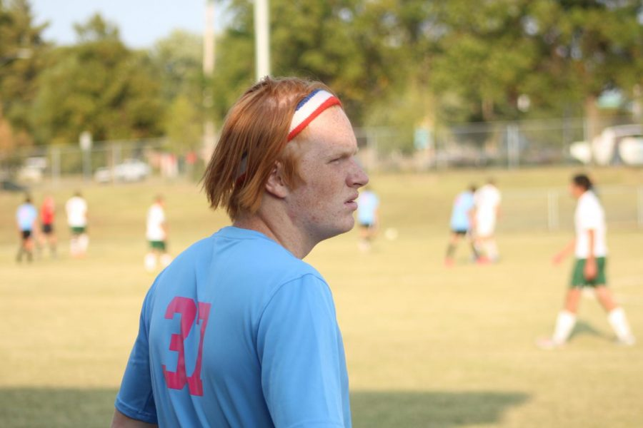 JV Boys Soccer vs. Bishop Carroll (Photos by Kaitlyn Jolly)