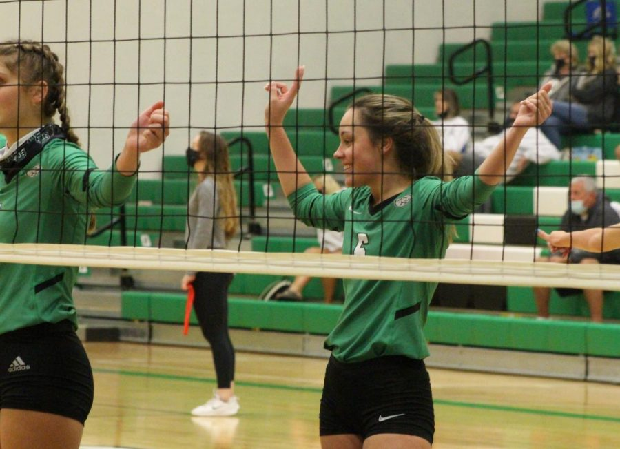 Varsity Volleyball Tournament (Photos By Kaitlyn Jolly)