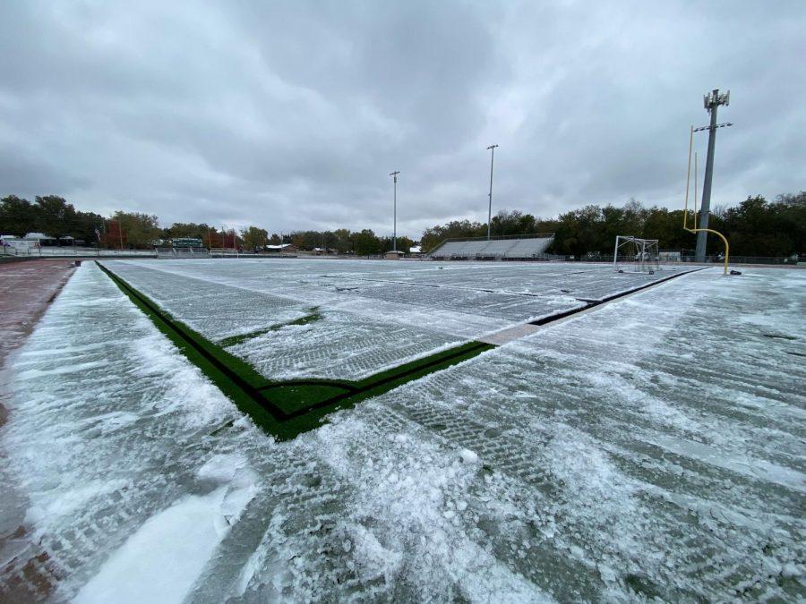 Regional soccer postponed to Wednesday