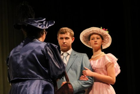 """The Importance of Being Earnest"" (Photos by Sara Brown)"