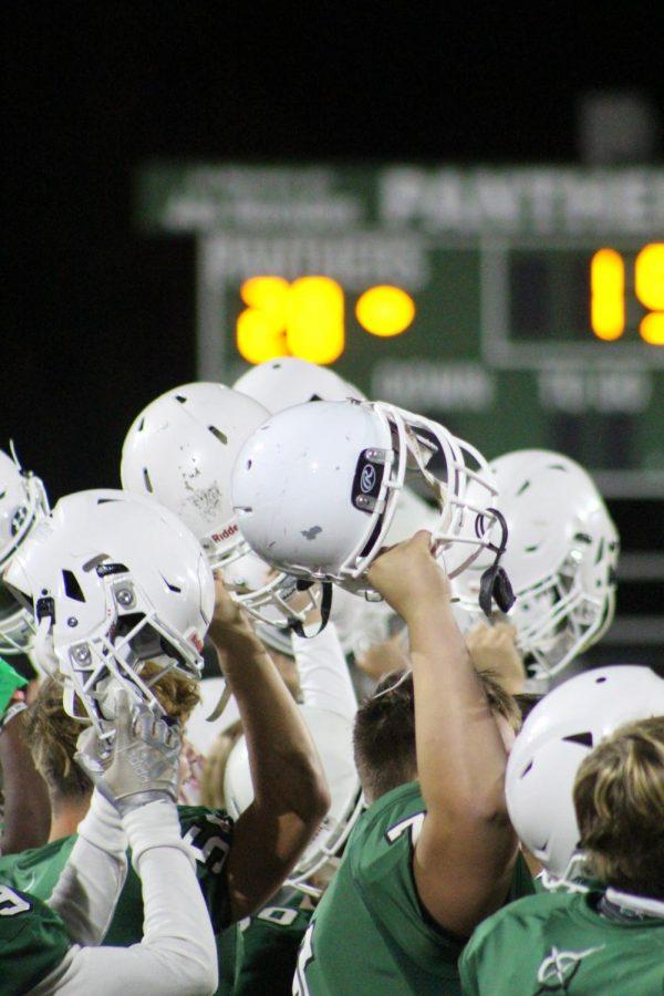 Varsity Football vs. Southeast (Photos by Kaitlyn Jolly)