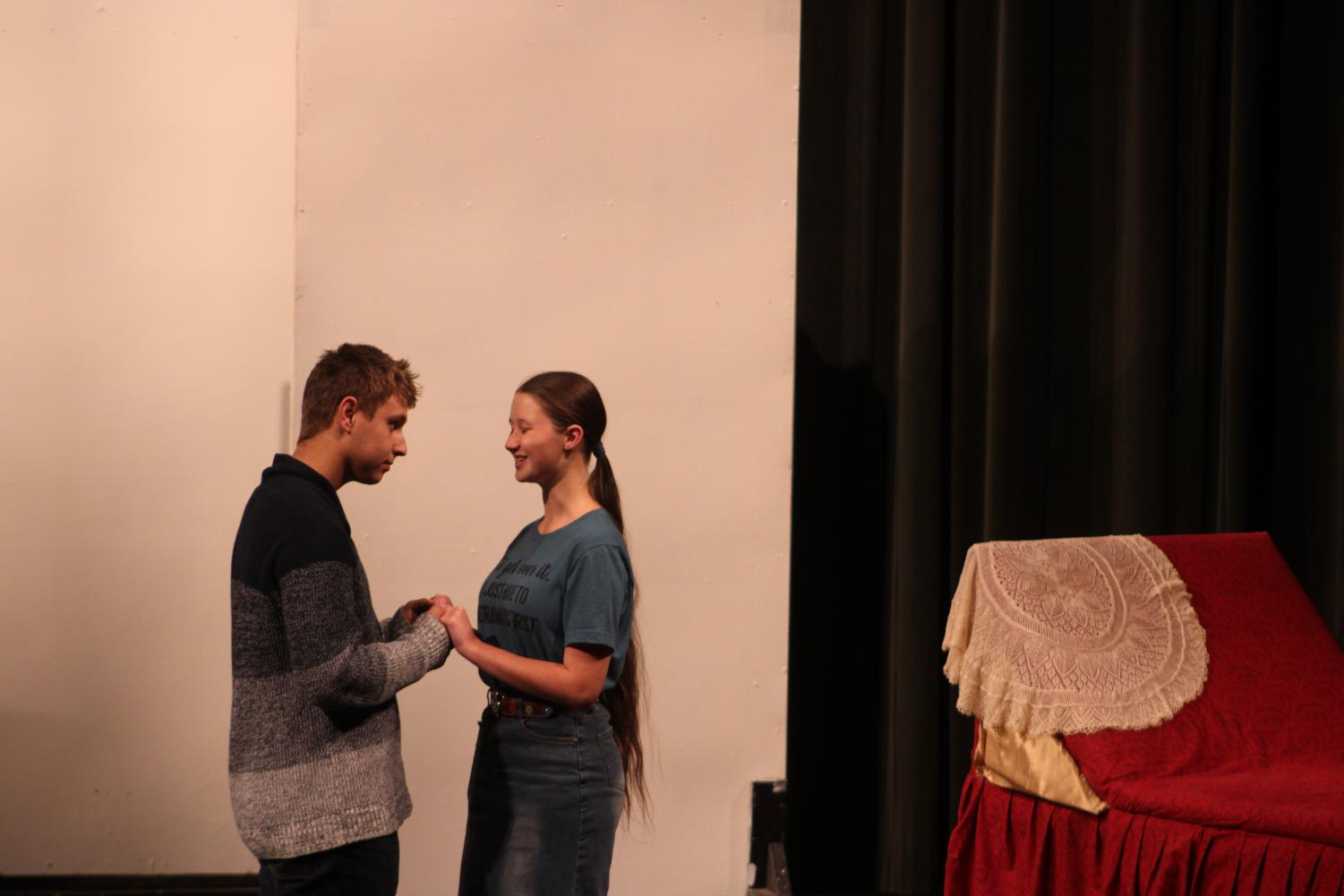 %22The+Importance+of+Being+Earnest%22+rehearsal
