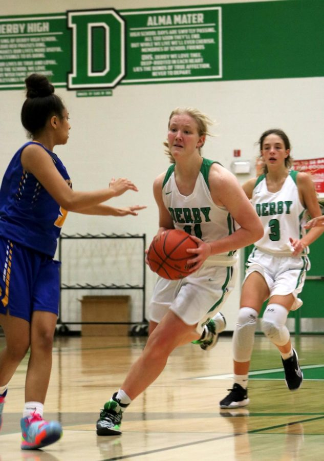 Girls basketball vs. Northwest (Photos by Reese Cowden)