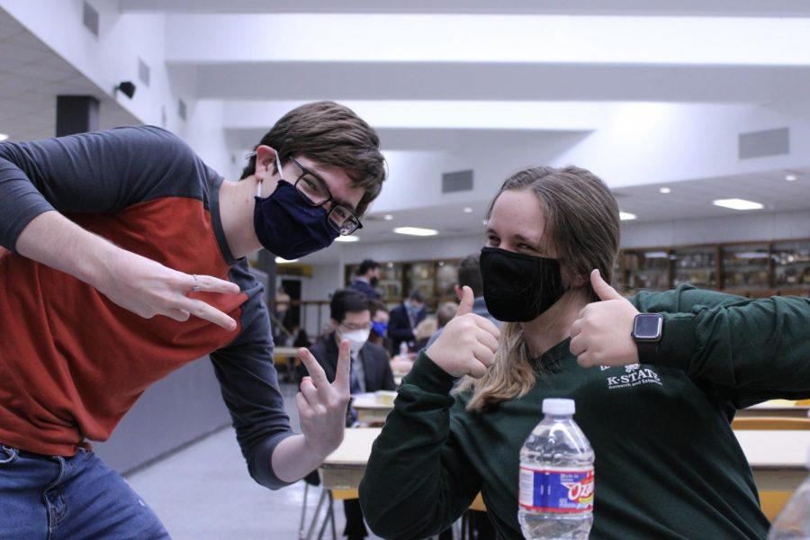 Scholar's bowl tournament @ Newton (Photos by Jordan Parcell)