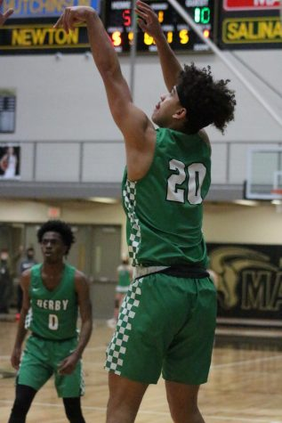 Derby Vs. Maize South (photos by Janeah Berry)
