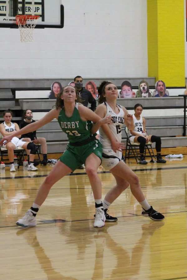 Girls Basketball 1/12 (Photos by Kiley Hale)