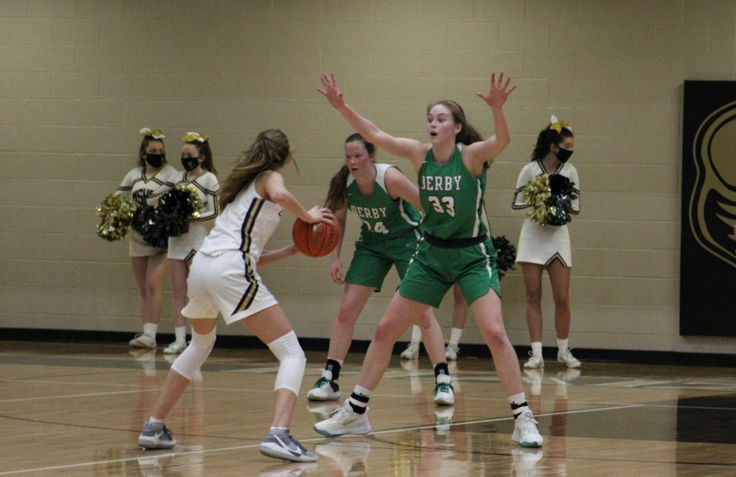 Varsity+Basketball+at+Maize+South+%28photos+by+Hailey+Jeffery%29