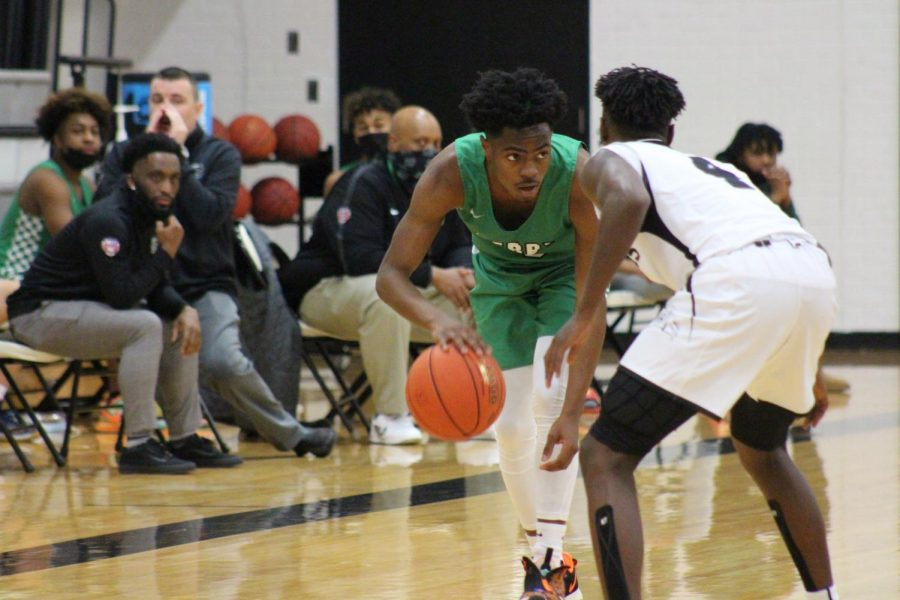 Derby vs. Campus basketball (Photos by Janeah Berry)