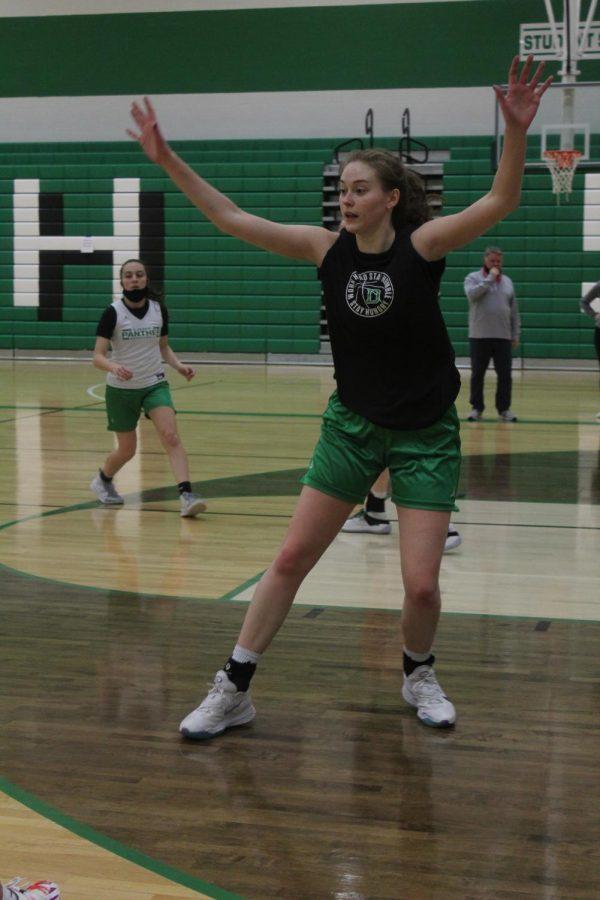 Girls Basketball Practice (01-27-2021)