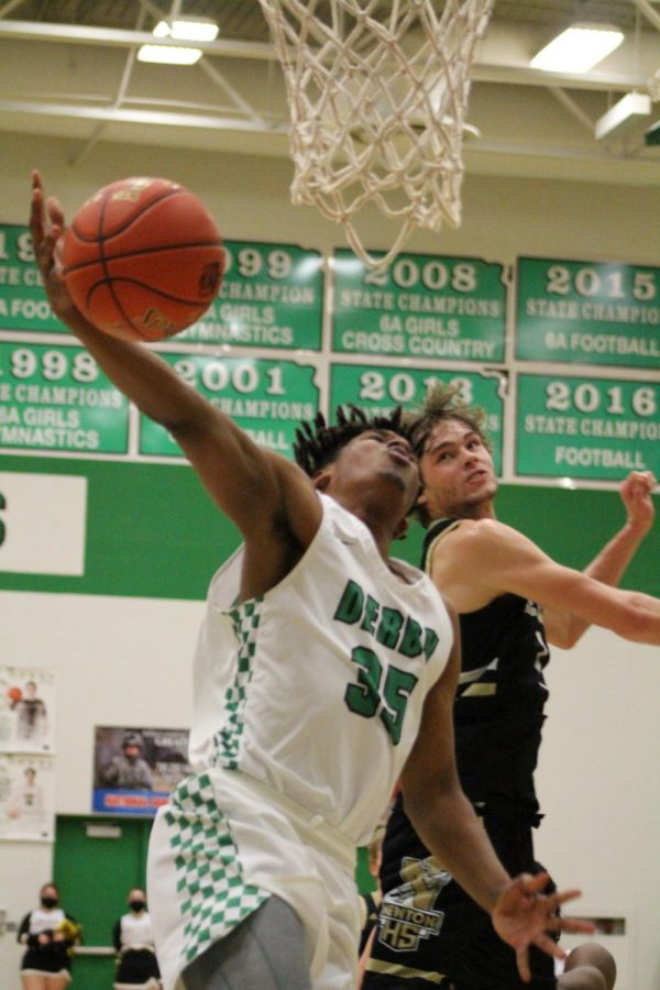 Derby Vs. Newton Varsity Basketball Game (Photos By Alondra)