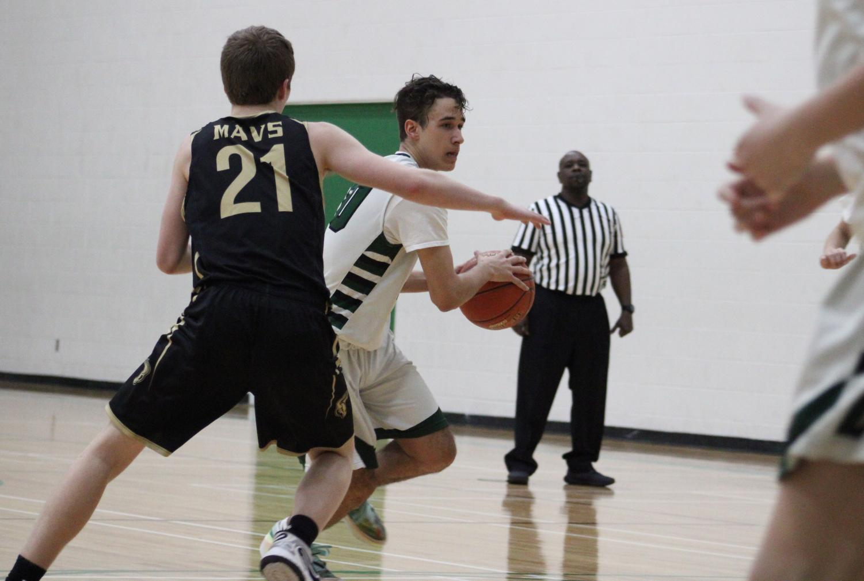 Freshman+Boys+Basketball+vs+Maize+South+%28Photos+by+Joselyn+Steele%29