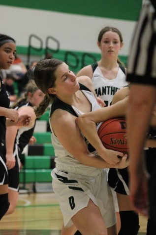 Freshman Girls Basketball vs Maize South (Photos by Joselyn Steele)