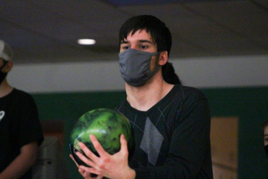 Bowling Practice (Photos By Alondra Lopez)