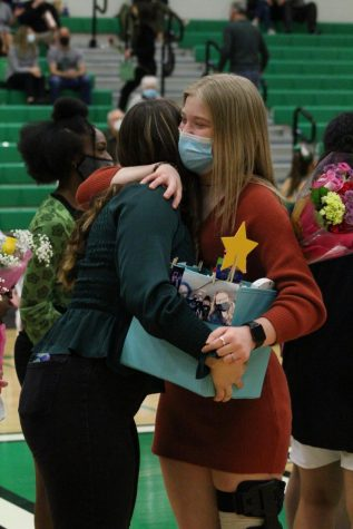 Senior Night (Photos by Alondra Lopez)