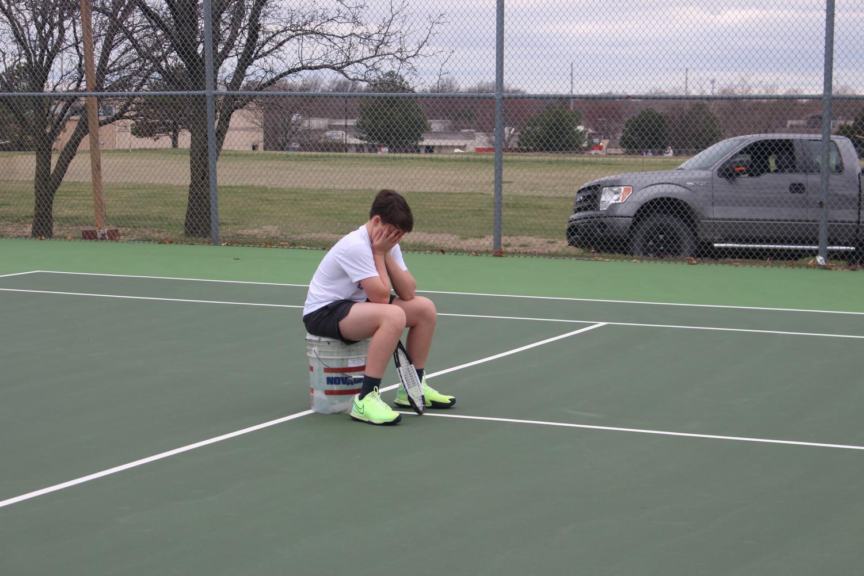 Tennis+Practice+3%2F24+%28Photos+by+Nik+Shay%29