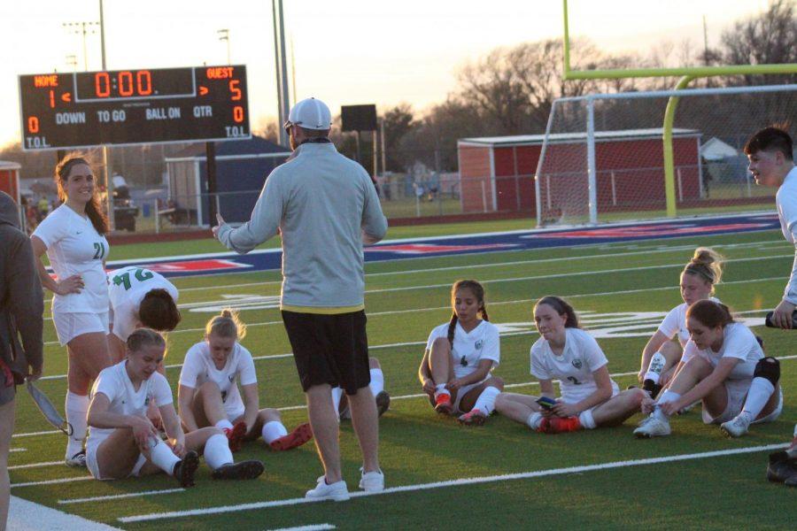 Varsity Girls Soccer Tournament (Photos By Alondra Lopez)