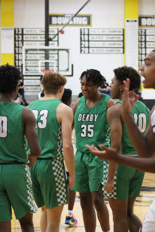 Sub-State Basketball Derby vs. Campus (Photos by Janeah Berry)