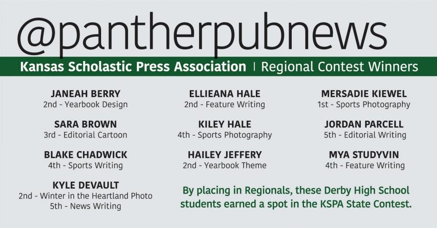 Ten+Panther+Publications+students+qualify+for+state
