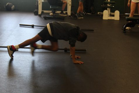 Strength and Conditioning (3-4-21)