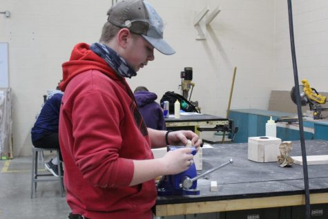 Wood shop and Pre-Engineering