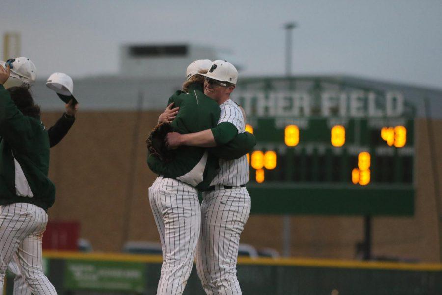 Varsity Baseball DoubleHeader v. Campus (Photos by Mersadie Kiewel)