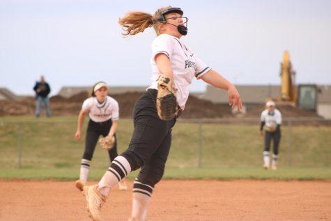 4-13 Varsity Softball v. Campus (Photos by Zara Thomas)