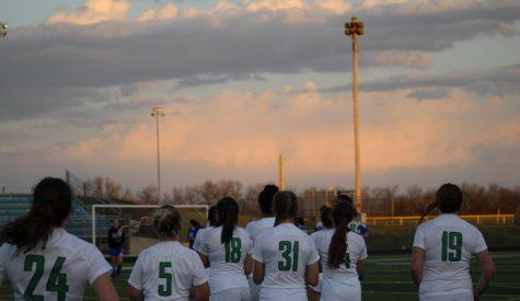 Varsity Girls vs Goddard (Photos by Erica Sengthavorn)