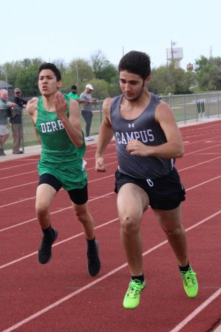 Track Junior Varsity Home Meet (Photos by Alondra Lopez)