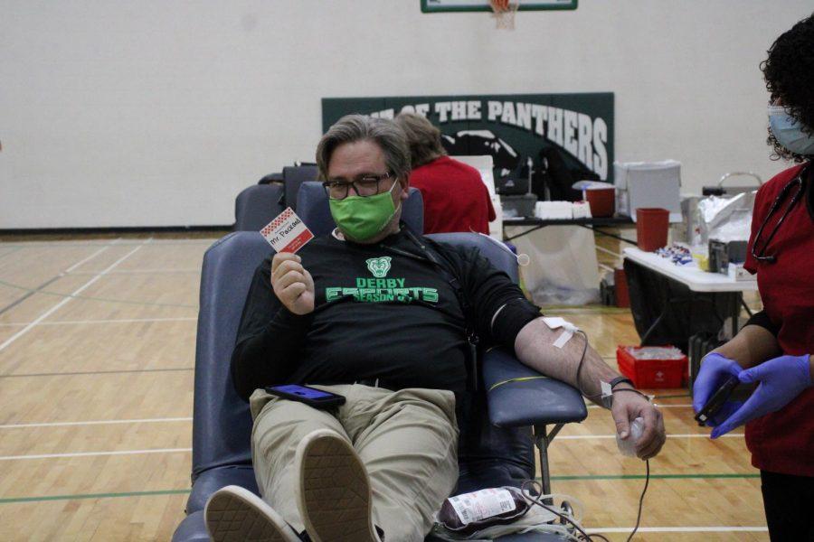 Blood Drive (photos by Trenten Wilder)