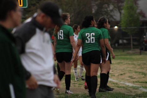 Varsity Girls Soccer vs Newton (Photos by Joselyn Steele)