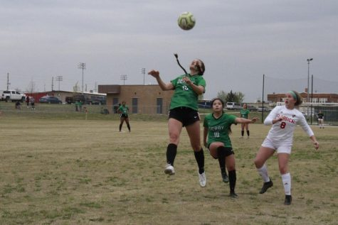 Varsity Girls Soccer vs. Wichita Classical (Photos by Erica Sengthavorn)