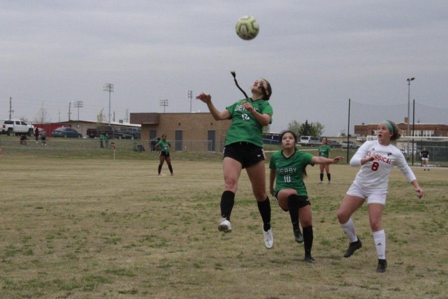 Varsity Girls Soccer vs. Wichita Classical (Photos by Erica Sengthavorn)