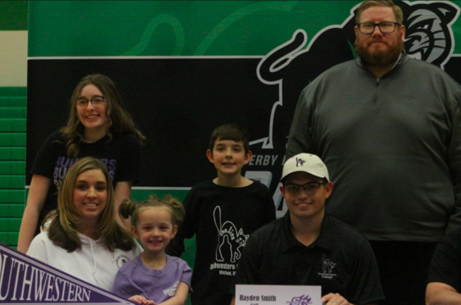Hayden Smith thrilled to sign with Southwestern