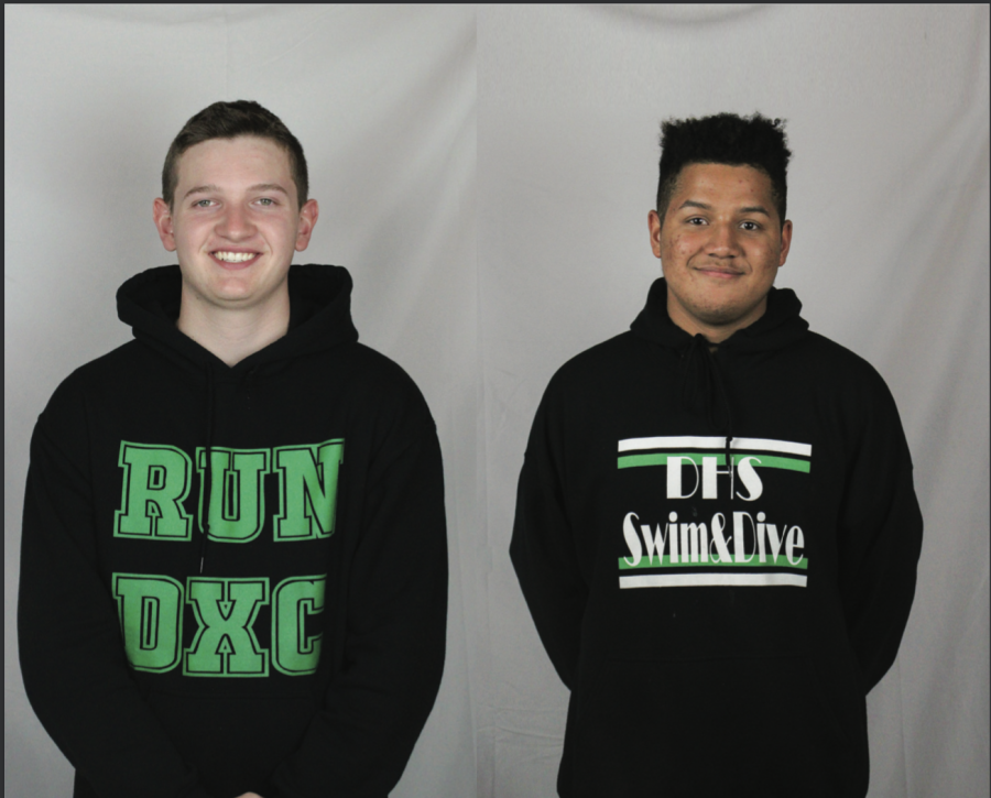 Time Henriques and Ebin Bonghi earn Textron internship