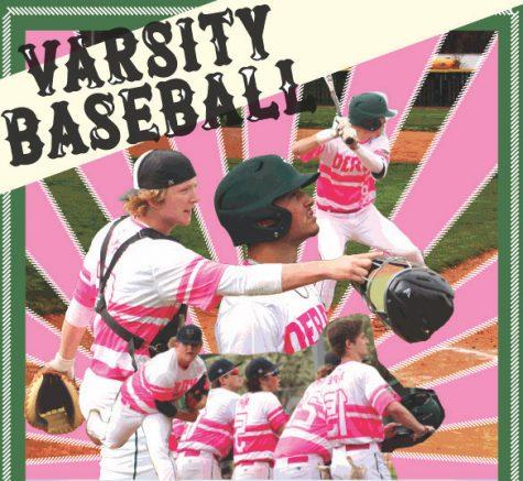 Varsity Baseball vs Newton (Photos by Reese Cowden)