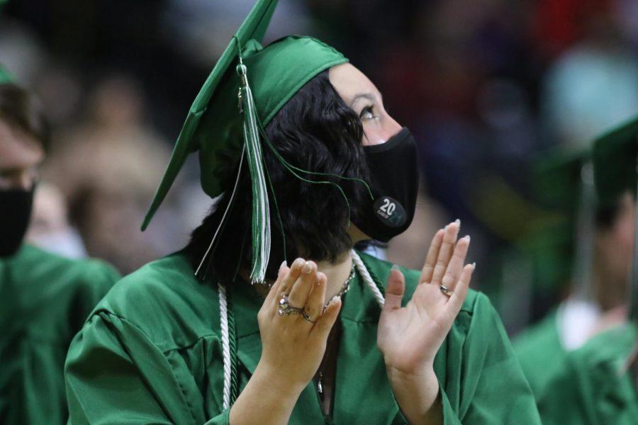 Class of 2021 Graduation Ceremony (Photos by Mersadie Kiewel)