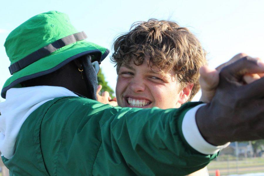 Varsity Track League Hutch Meet (Photos by Talia Ransom)