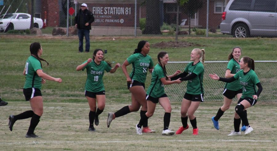 Varsity Girls Soccer Vs. Andover (Photos by Natalie Wilson)