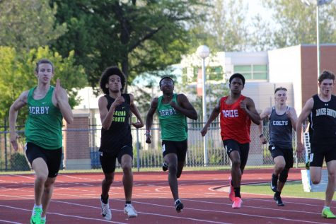 Track Regionals Results