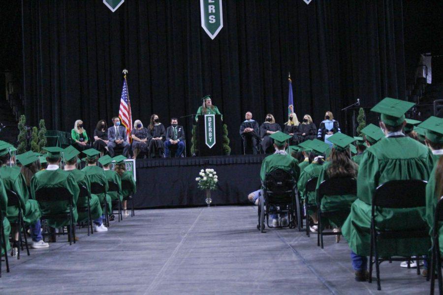 Class of 2021 Graduation Ceremony (Photos by Alondra Lopez)