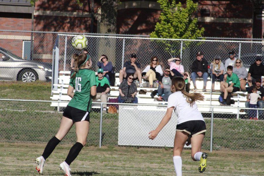 JV Girls Soccer Vs. Maize South (Photos By Erica Sengthavorn)