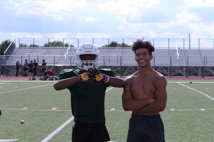 Football Practice 8/18 (Photos By Kaidence Williams)